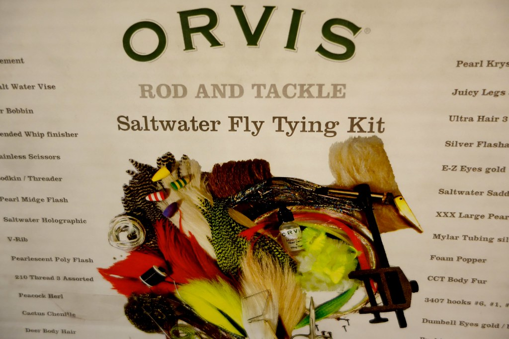 Flyfishing with Orvis, Green Park