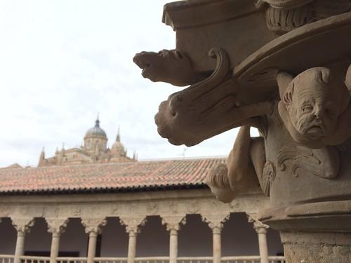 The Flowers and Faces of Convento de las Dueñas ...
