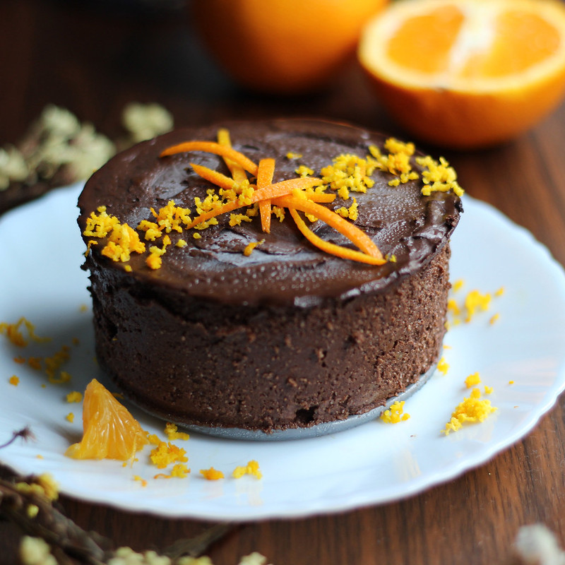 Chocolate Jaffa Cake