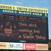 New Scoreboard by Johnson C. Smith University