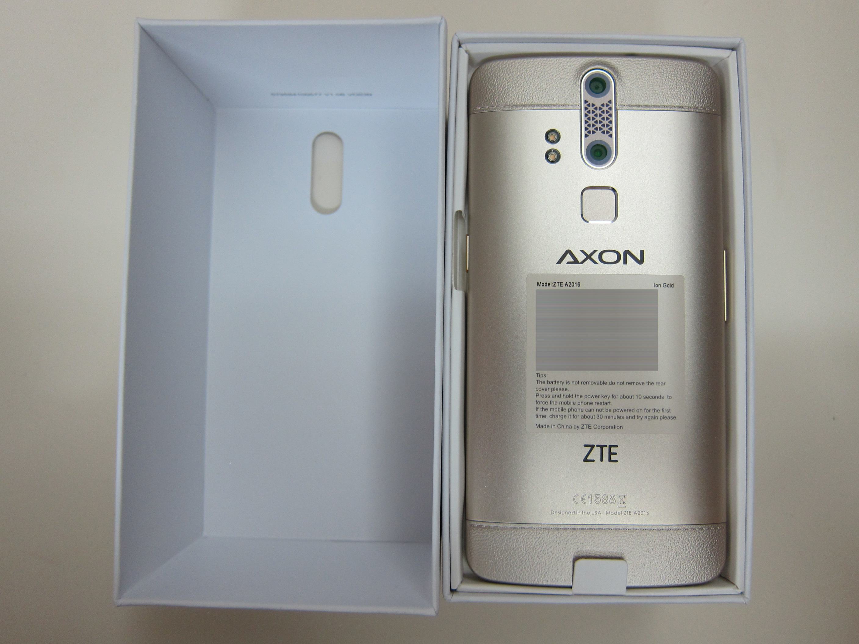 means zte axon elite gold mentioned also have