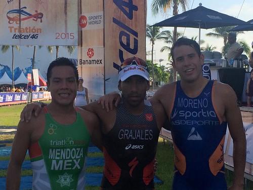 Triatlón Acapulco ganadores