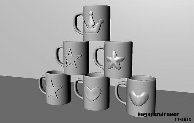 Bazar H&D [Imp.3D] Hé ! Ptite tête ! (p7) 22617733189_920f20c15e_z
