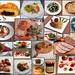 Patchwork de mes réalisations culinaires, au sens propre, comme au figuré! by Serge Faure