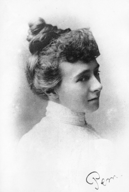 Emily Davison, c.1905.
