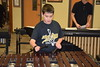 Andrew's Honor Band - percussion