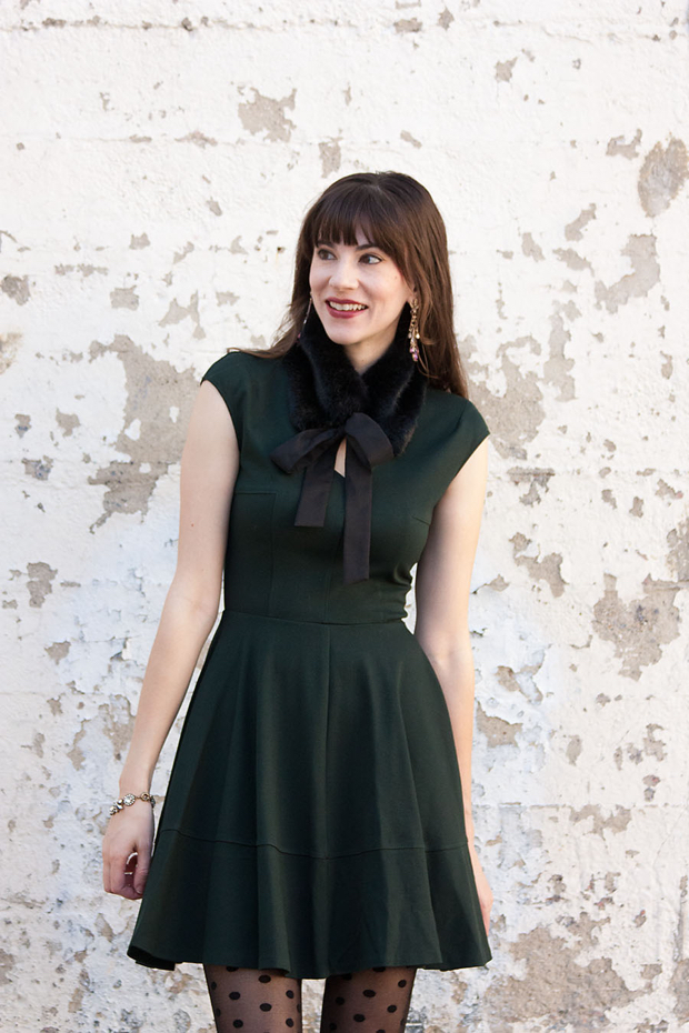 bar3 dress, #settingthebar, Christmas Dress