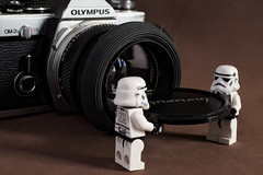 Getting Ready for the Empire's Official Photo Day