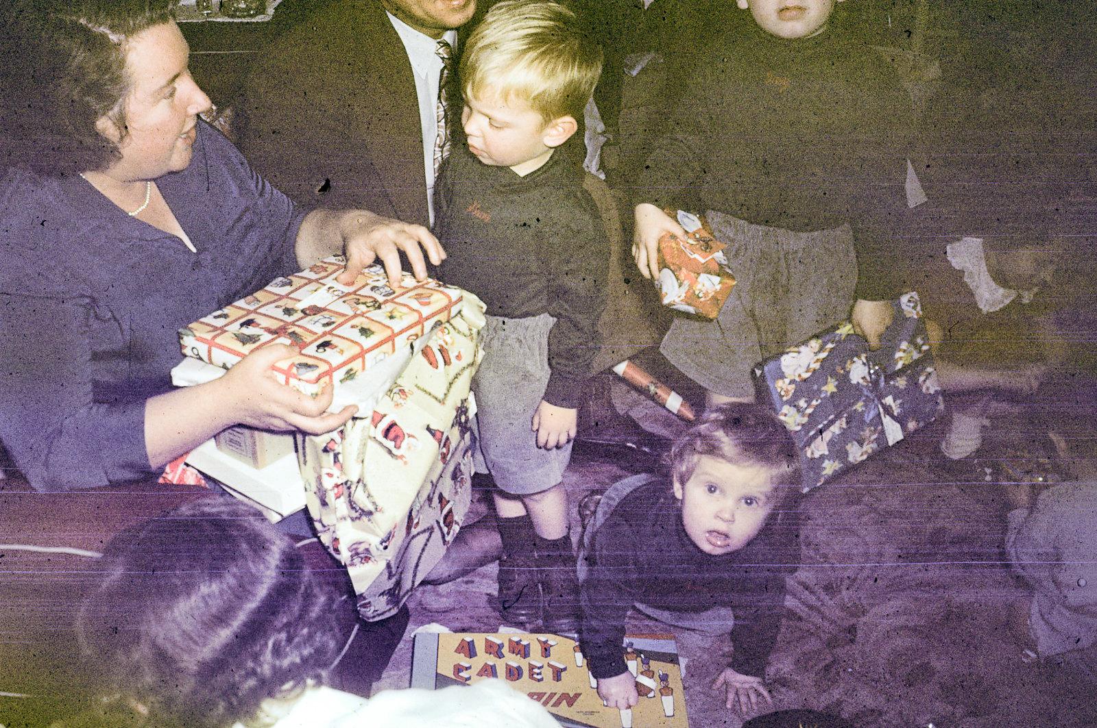 Christmas Eve 1949