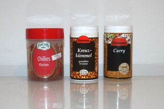 09 - Zutat Gewürze / Ingredient seasonings