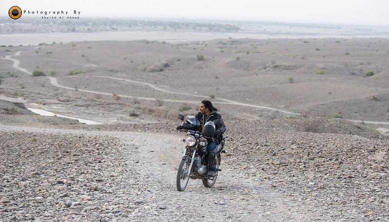 Trip to Cave City (Gondhrani) & Shirin Farhad Shrine (Awaran Road) on Bikes - 23299601235 a80b496c89 c