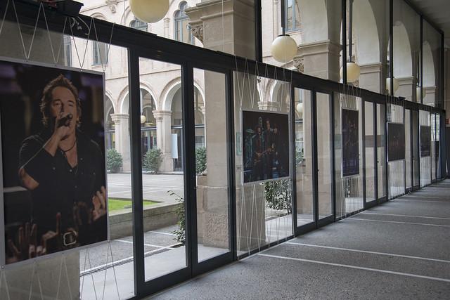 Exposició fotogràfica dins la mostra antològica 99% Francesc Fàbregas. Fotografies