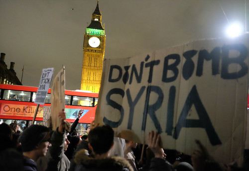 Don't bomb Syria.