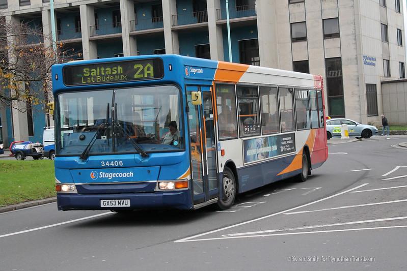 Stagecoach 34406 GX53MVU