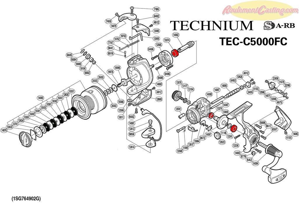 Schema-Technium-C5000FC