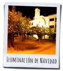 Ook in Spanje wordt alles uit de kast gehaald om een gezellige kerstsfeer in de straten te creëren