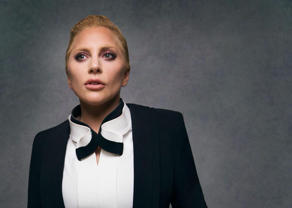 Леди Гага — Фотосессия на «GRAMMY Concert» 2015 – 1