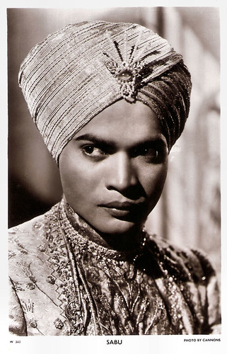 Sabu in Black Narcissus (1947)