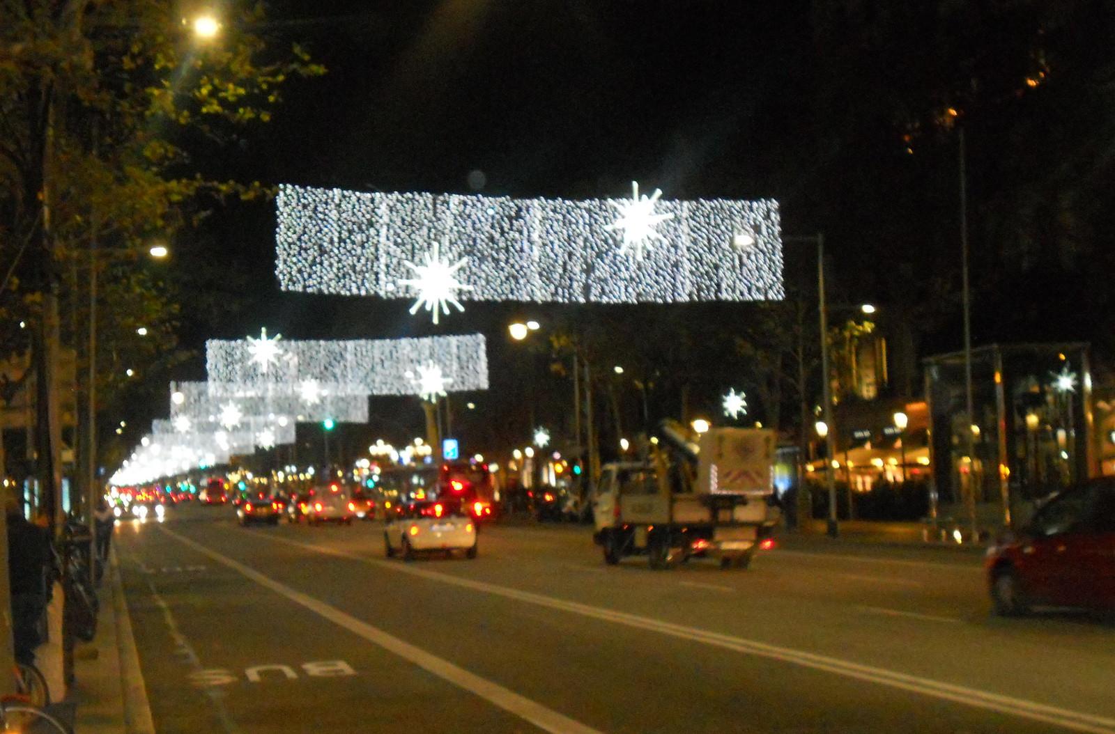 Weihnachtsbeleuchtung, Nikon COOLPIX S2550