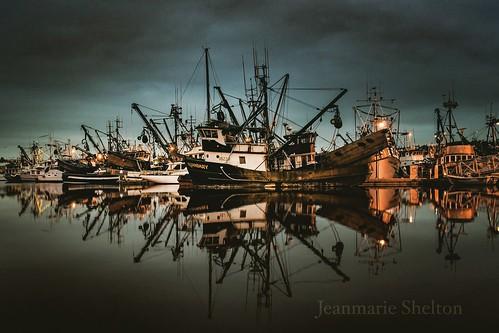water reflection marine marina outdoors nikond810 nikon morning fishing boats longexposure jeanmarieshelton