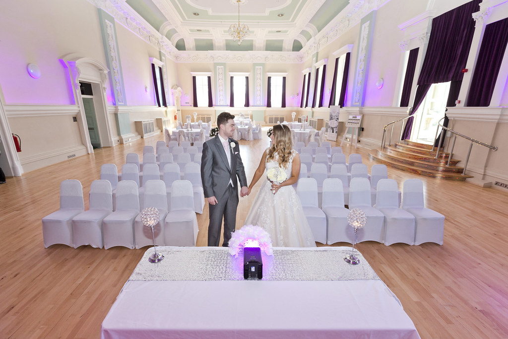 Hyndburn Leisure_Wedding Open Day21