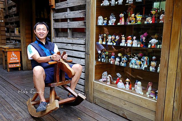 老樹根魔法木工坊木偶體驗館