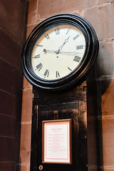 Chester Cathedral - Time's Paces Clock