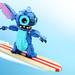 Surf's up Stitch! by Legohaulic