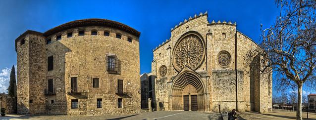 Monasterio, Sant Cugat del Vallès (E)