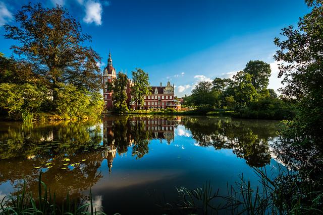 Schloss Musskau
