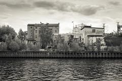Havelufer in Spandau