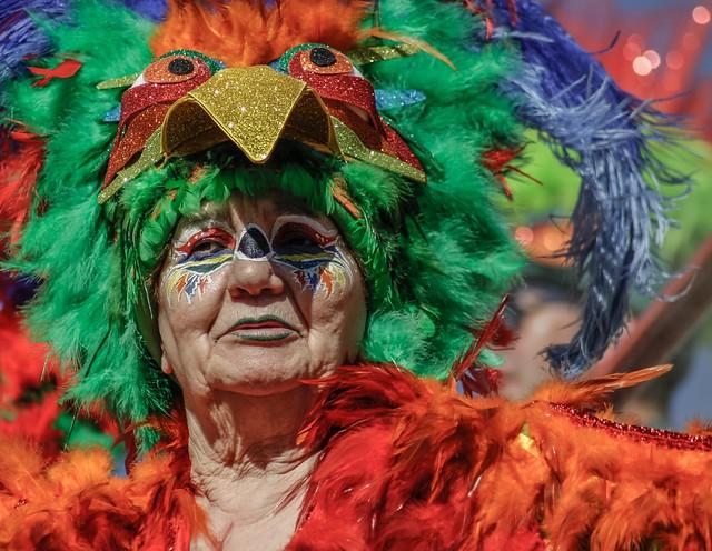 Carnaval toda la vida.