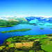 Loch Lomond and the islands