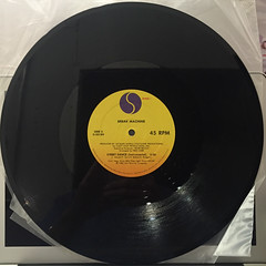 BREAK MACHINE:STREET DANCE(RECORD SIDE-B)
