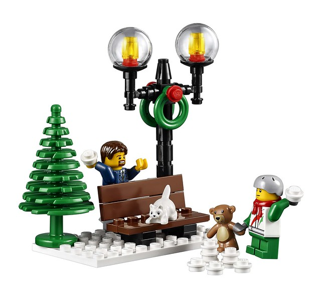LEGO Creator Expert 10249 - Winter Toy Shop