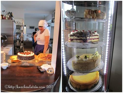 ©Küchenluke und Kuchenkarussell Collage