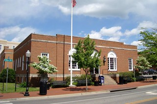 Blacksburg, VA: Downtown Station post office