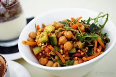 20150822-07-Chickpea salad at MONA