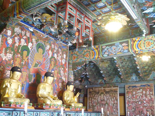 Co-Daegu-Parc Palgongsan-Temple Donghwasan (6)