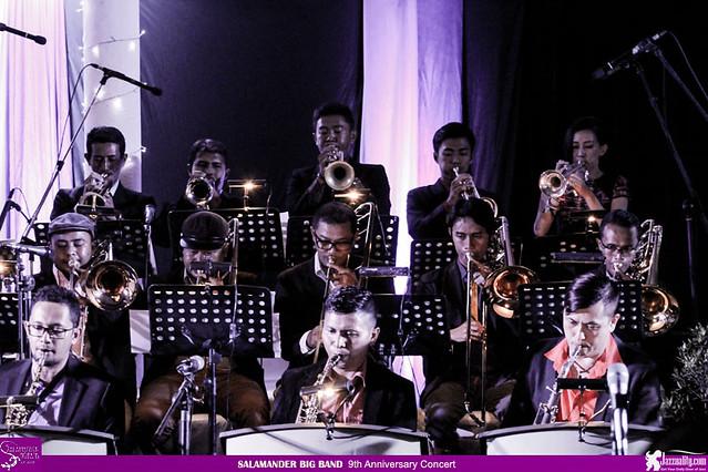 Salamander Big Band 9th Anniversary Concert (4)