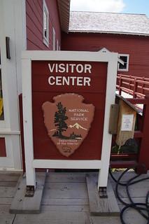 157 Bezoekerscentrum NP