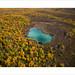 Abisko in autumn by Caroline Fraser