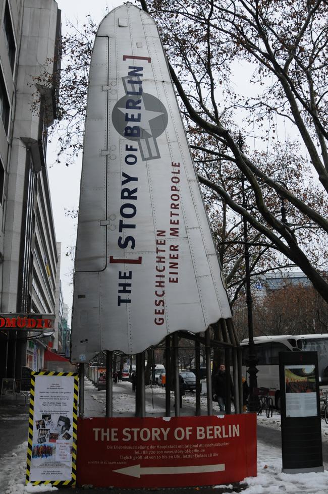 柏林故事館The Story of Berlin