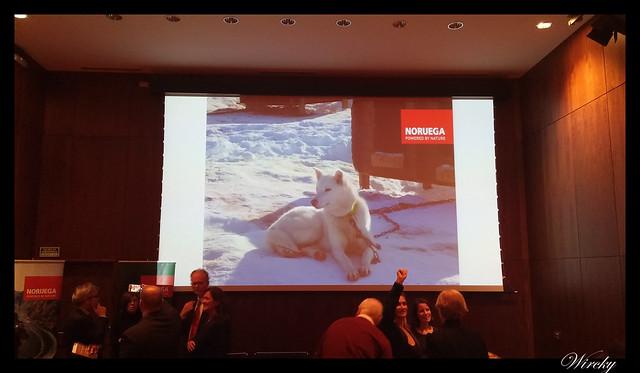 Presentación libro Cuaderno de viaje de Noruega y Edvard Munch