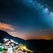 A night at Castelluccio by luigig75