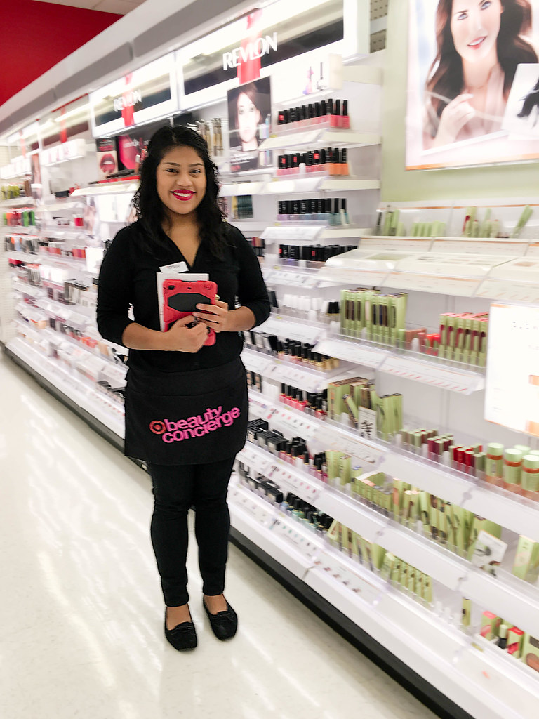 cute & little blog | target beauty concierge