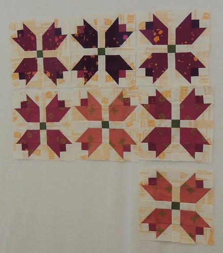 7 Tulip Blocks for a new project