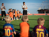 Attendance list: Messi? by dziurek
