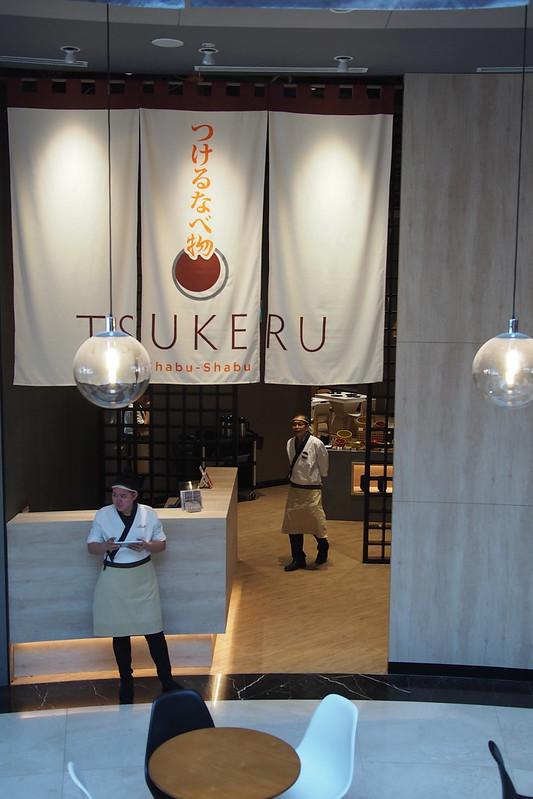 Tsukeru shabu-shabu. Emporium Shokuhin, Marina Square, 6 Raffles Boulevard, Singapore