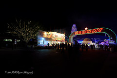 The State Fair Midway